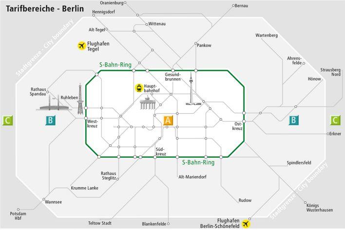 Kostenloses Schülerticket In Berlin Kinder Am Stadtrand Zahlen