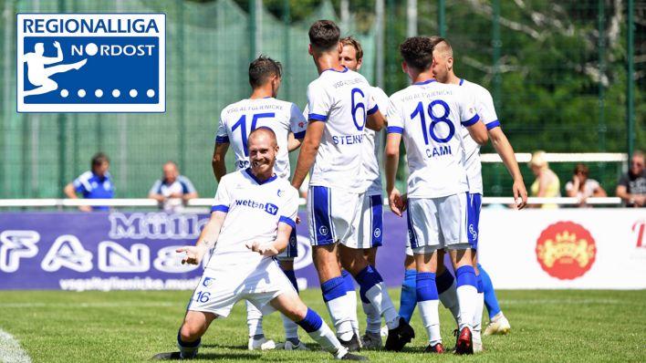 Regionalliga Serie Die Vsg Altglienicke Will Mit Neuem