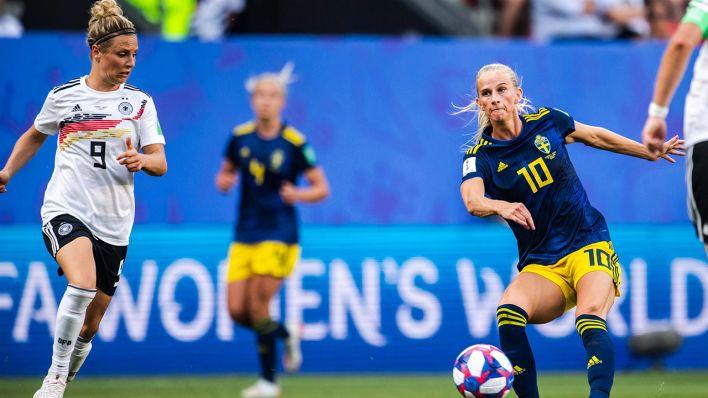 Deutsche Fussballerinnen Scheitern Im Wm Viertelfinale Rbb24
