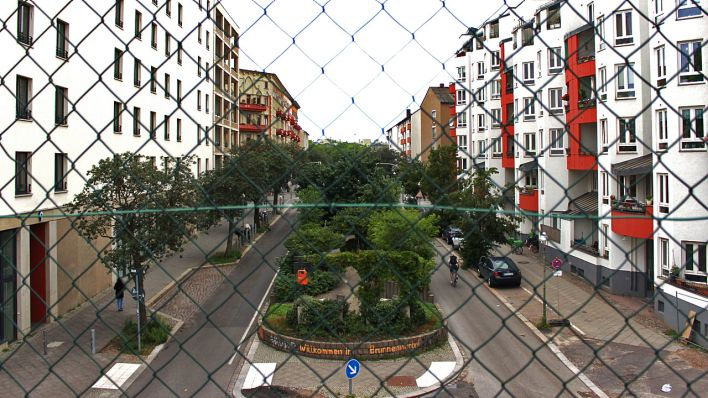 Armut in Berlin: Wie an der Gleimstraße soziale Welten aufeinander prallen