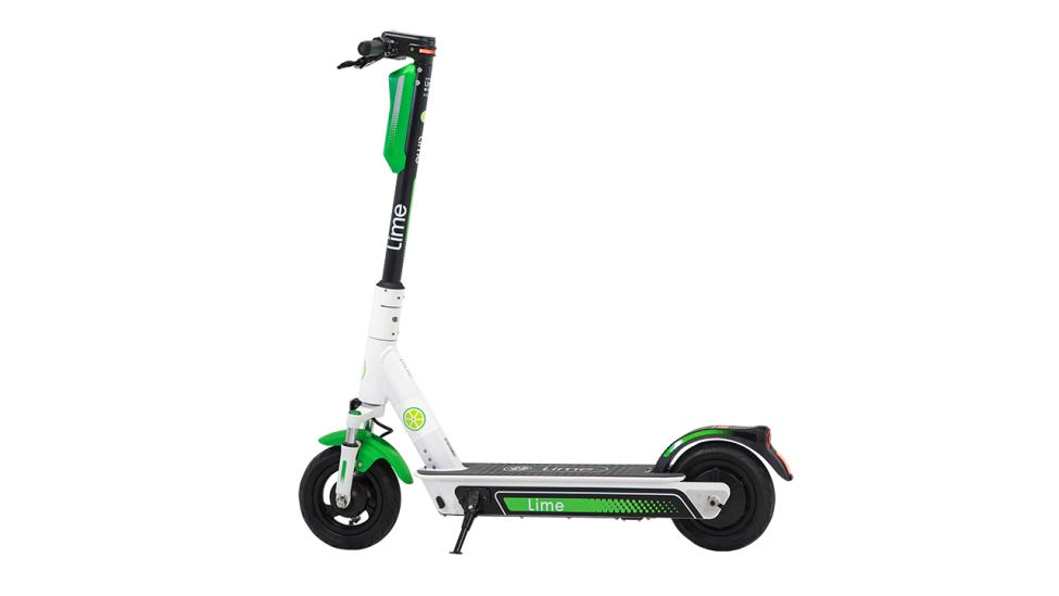 E-Scooter der Marke Lime (Quelle: li.me/press)