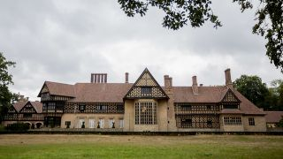 Schloss Cecilienhof in Potsdam (Quelle: Christoph Soeder / dpa)