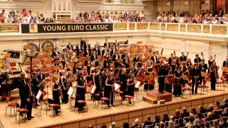 Young Euro Classic im Konzerthaus in Berlin (Quelle: dpa)