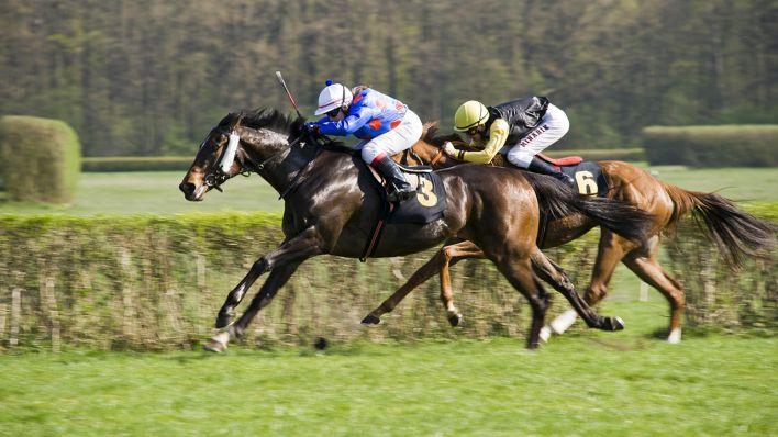 Hoppegarten Pferderennen