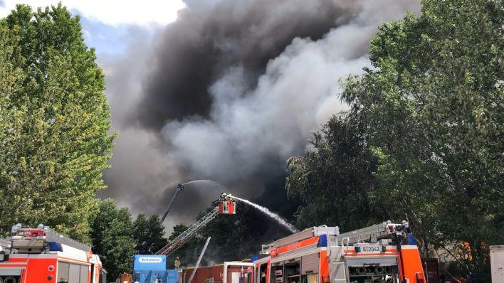 brand in charlottenburg heute