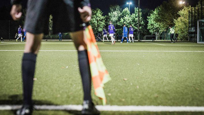 Schiedsrichter Streik Berliner Fussball Verband Sagt Alle