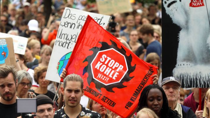 Fridays for Future am 19.7.19 in Berlin (Bild: imago images/Müller-Stauffenberg)