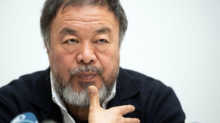 Chinesischer Regimekritiker Ai Weiwei will Berlin verlassen