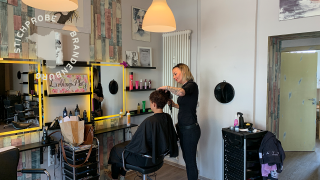 "Friseur ""Chic Saal"" in Rathenow (Quelle: rbb