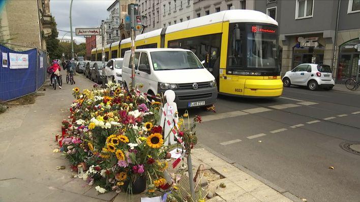 Anwohner fordern Tempo 30 in der Invalidenstraße