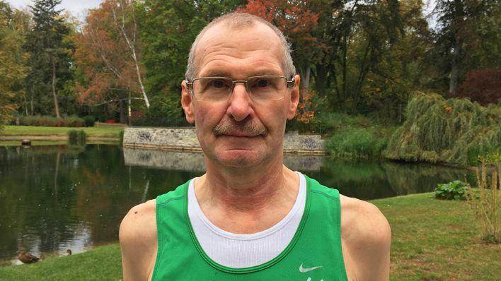 """""""Niemand ist den Marathon so oft gelaufen wie ich"""""""