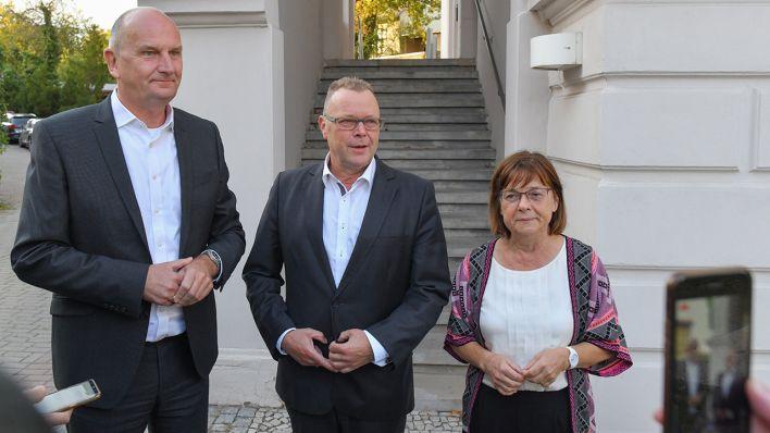 Brandenburger SPD und Grüne wollen am Donnerstag über Koalition entscheiden