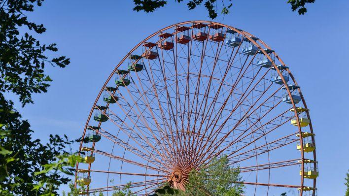 Spreepark-Konzept von Grün Berlin: Das Riesenrad wird sich wieder drehen