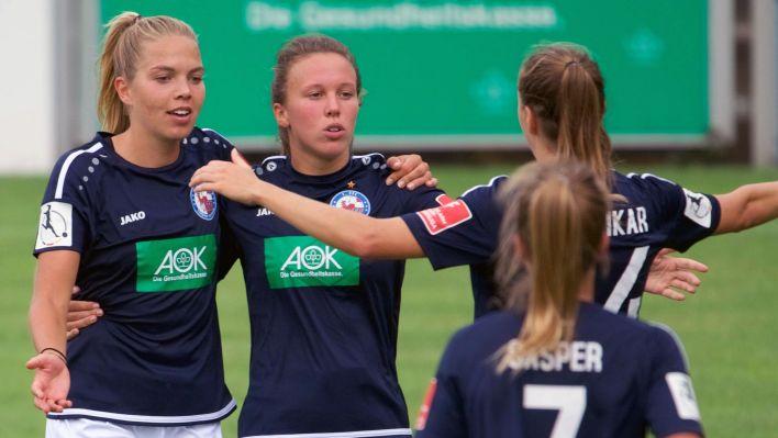DFB-Pokal: Frauen von Turbine Potsdam erreichen das Viertelfinale - rbb|24