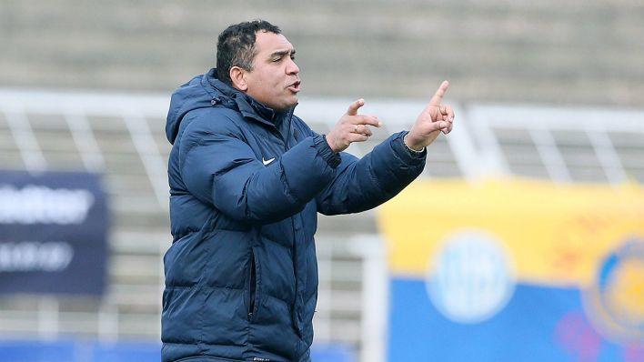 """Cottbus-Legende da Silva trainiert GW Lübben: """"Ich setze auf offensiven Fußball - anders als ich früher war"""""""