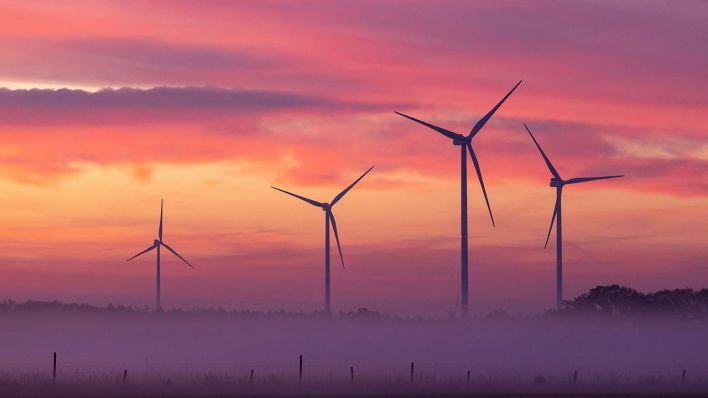 Aktuelle Jahreszahlen Windkraftanlagen liefern so viel