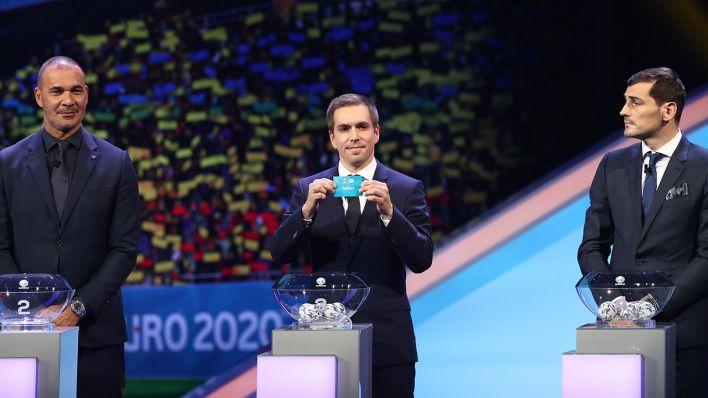 Fussball Em 2020 Dfb Team Trifft Auf Frankreich Und Portugal