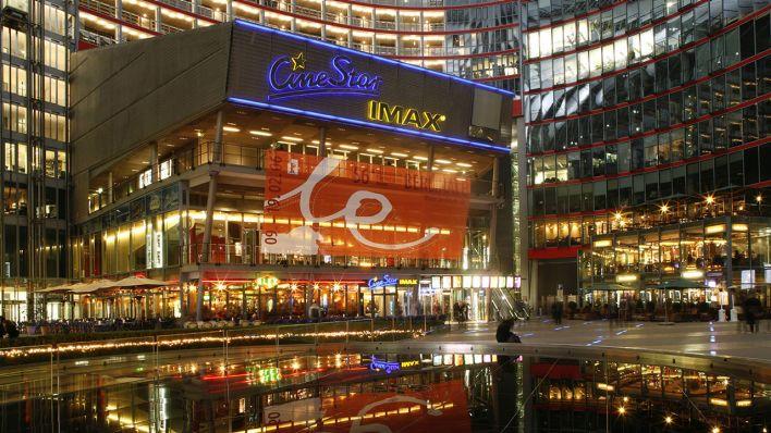 Cinestar Potsdamer Platz Berlin