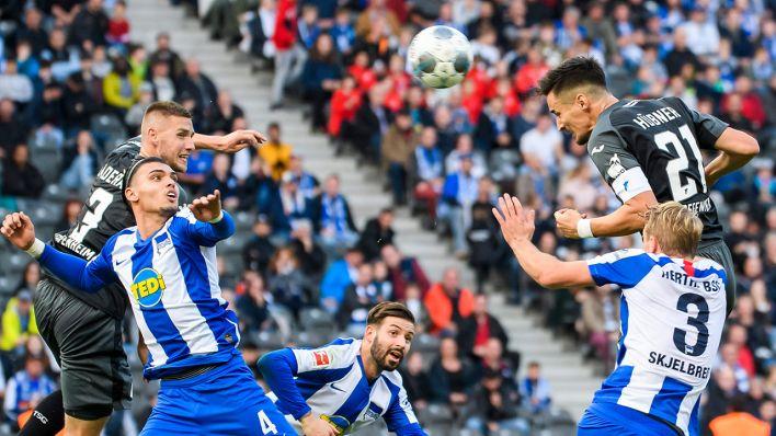 Hertha Gegen Hoffenheim