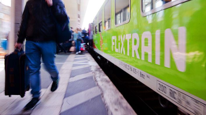 Flixtrain Baut Angebot Auf Berliner Strecken Richtung Köln