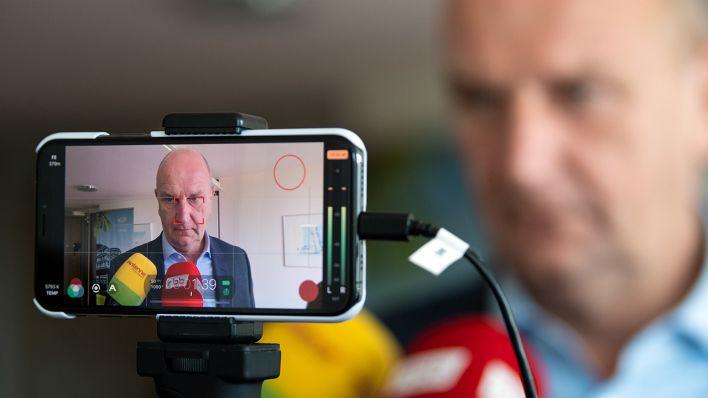 Koalitionsverhandlungen in Brandenburg auf der Zielgeraden