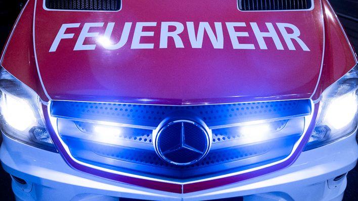 Cottbuserin bei Brand in Wohnblock verletzt