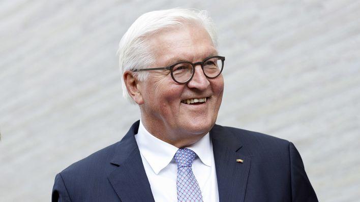 Steinmeier spricht am 9. November am Brandenburger Tor