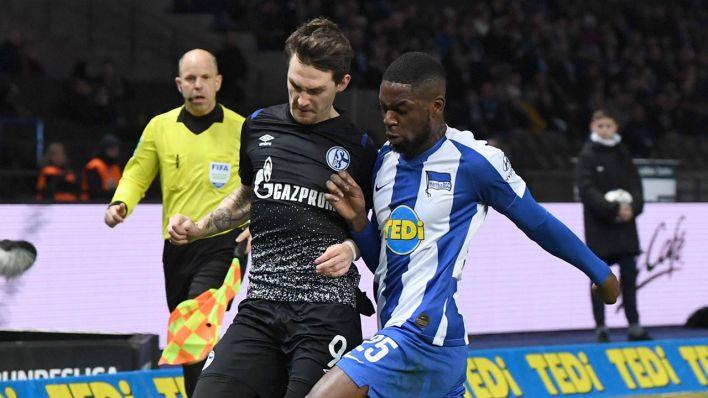 Hertha Gegen Schalke 2020