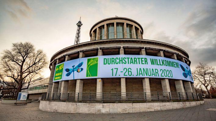 Nachhaltigkeit prägt die Grüne Woche 2020 - Internationale Messe öffnet für Besucher