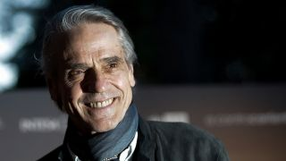 Jeremy Irons im April 2019 in Rom (Quelle: dpa/Alessandra Tarantino)