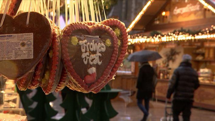 Weihnachtsmärkte schließen am Sonntag