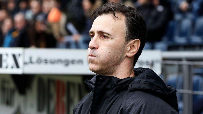 Regionalliga-Vorschau: Babelsberg-Coach Predrag Uzelac