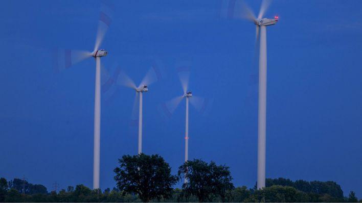 Zu viel Wind: Mitnetz greift 357 Mal ins Stromnetz ein