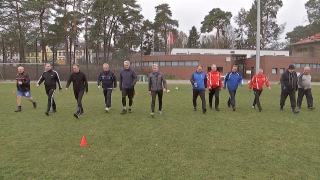 Walking Football beim FV Wannsee (Bild: rbb)