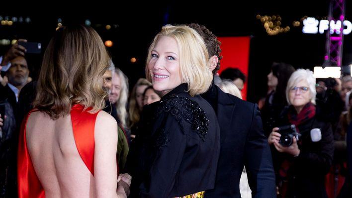 Cate Blanchett Im Interview Jeder Mensch Auf Dieser Welt Hat Das Recht Um Asyl Zu Bitten Rbb24