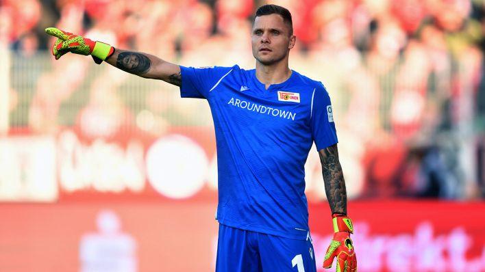 Um Verein zu unterstützen: Union-Torhüter Gikiewicz verzichtet auf ...