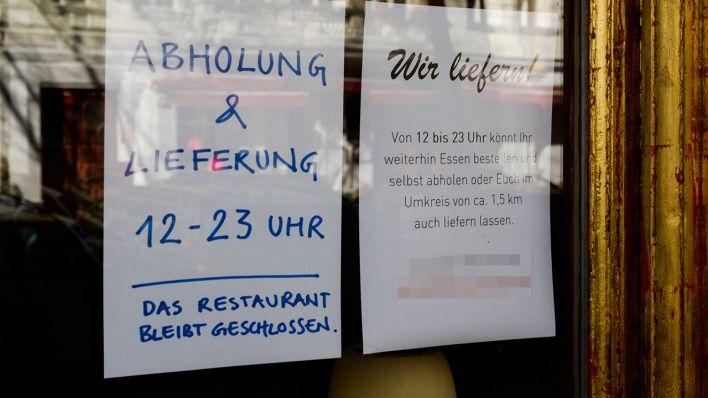 Restaurants Wegen Corona Geschlossen