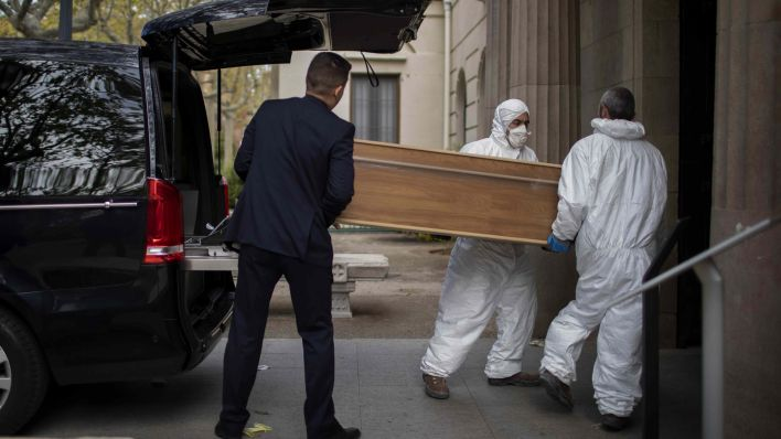 Weit mehr Corona-Tote in Berlin als offiziell bekannt