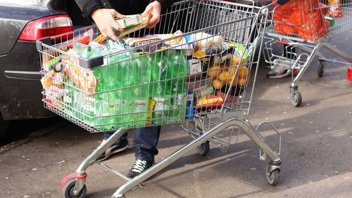 Streit um Corona-Regeln eskaliert - Supermarktkunde erhält Hausverbot