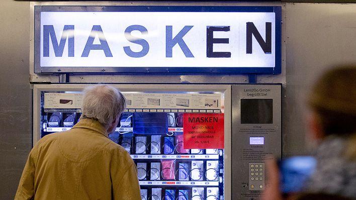 Berliner Senat berät über Ausweitung der Maskenpflicht