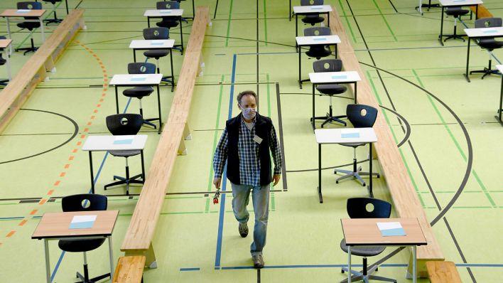 Berlin sagt die MSA-Prüfungen weitgehend ab