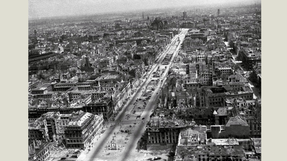 Berlin 1945. (Quelle: imago images/United Archives)