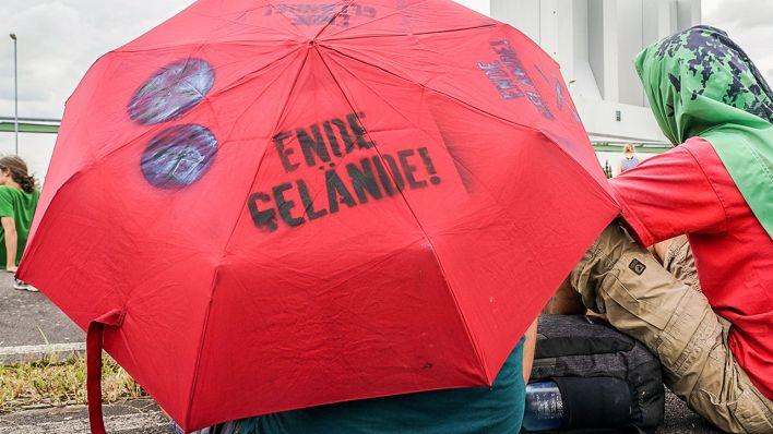 """Verfassungsschutz verteidigt Einordnung von """"Ende Gelände"""" als linksextremistisch"""