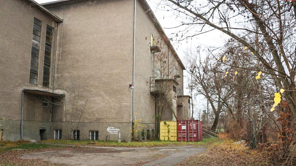 Studiogelände vor dem Umbau (Quelle: Alice Brauner/CCC Filmstudios/Filmatelier Haselhorst)