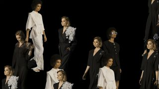 Paris Haute Couture Fashion Week 2020 (Quelle: dpa)
