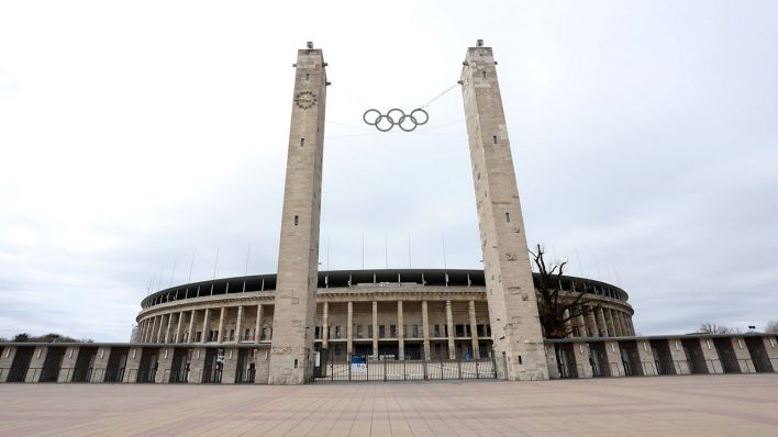 Berlin bereitet sich auf ein Pokalfinale der besonderen Art vor
