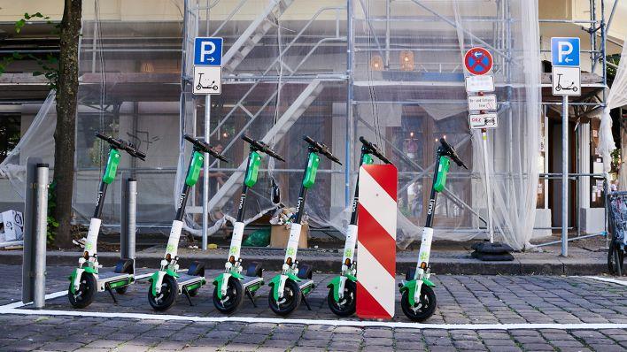 Parkplätze In Berlin Mitte