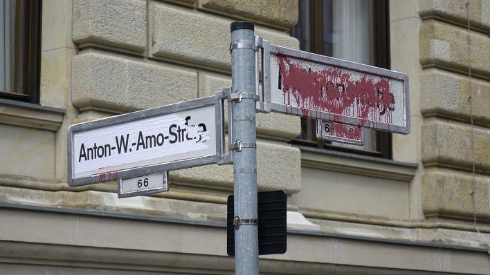 Rassistische Straßennamen
