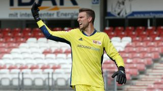 Andreas Luthe, neuer Torwart bei Union Berlin. Quelle: imago images/Contrast