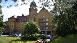 Theater an der Parkaue (Quelle: dpa/Doris Spiekermann-Klaas)